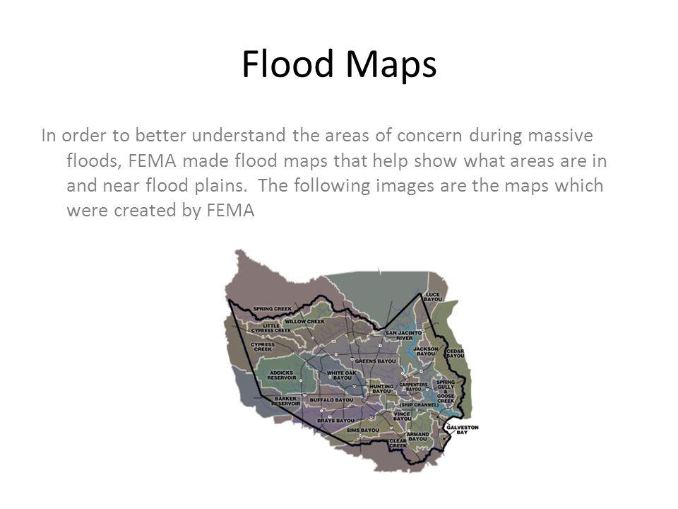 Flood Maps
