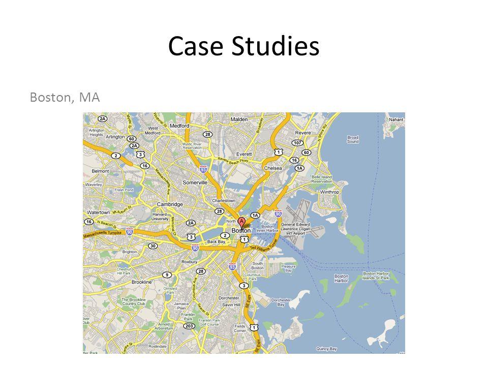 Case Studies Boston, MA