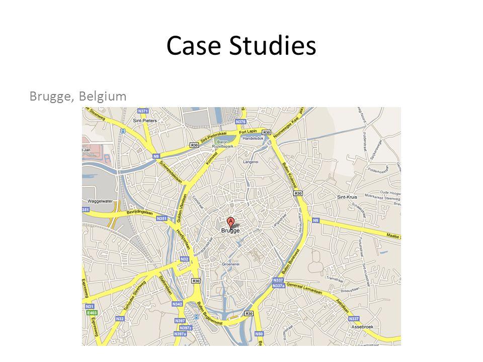 Case Studies Brugge, Belgium