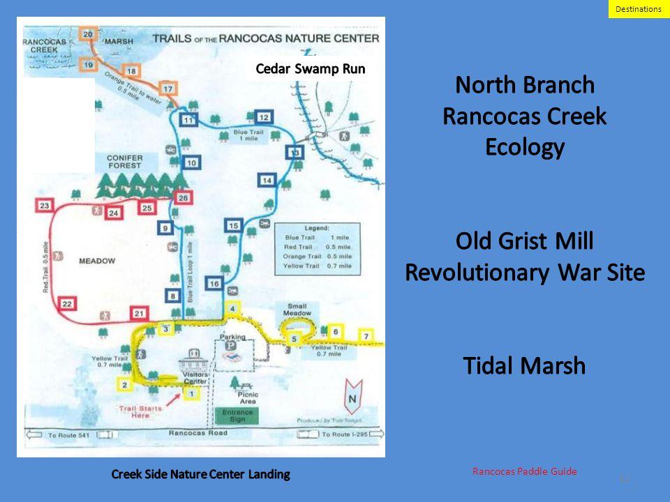 North Branch Rancocas Creek Ecology