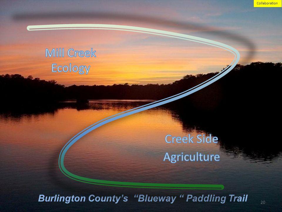 Burlington County's Blueway Paddling Trail