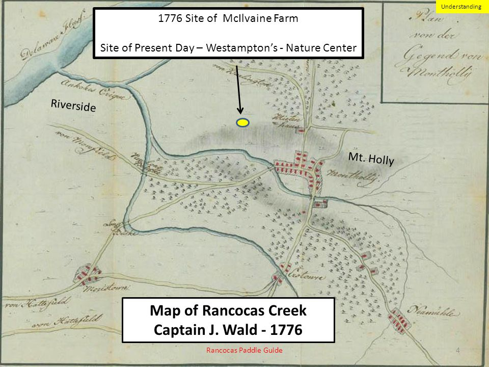 Site of Present Day – Westampton's - Nature Center