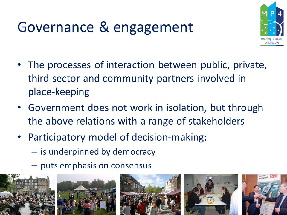 Governance & engagement
