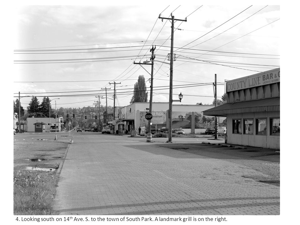 S_Park_Bridge c 4. Looking south on 14th Ave.