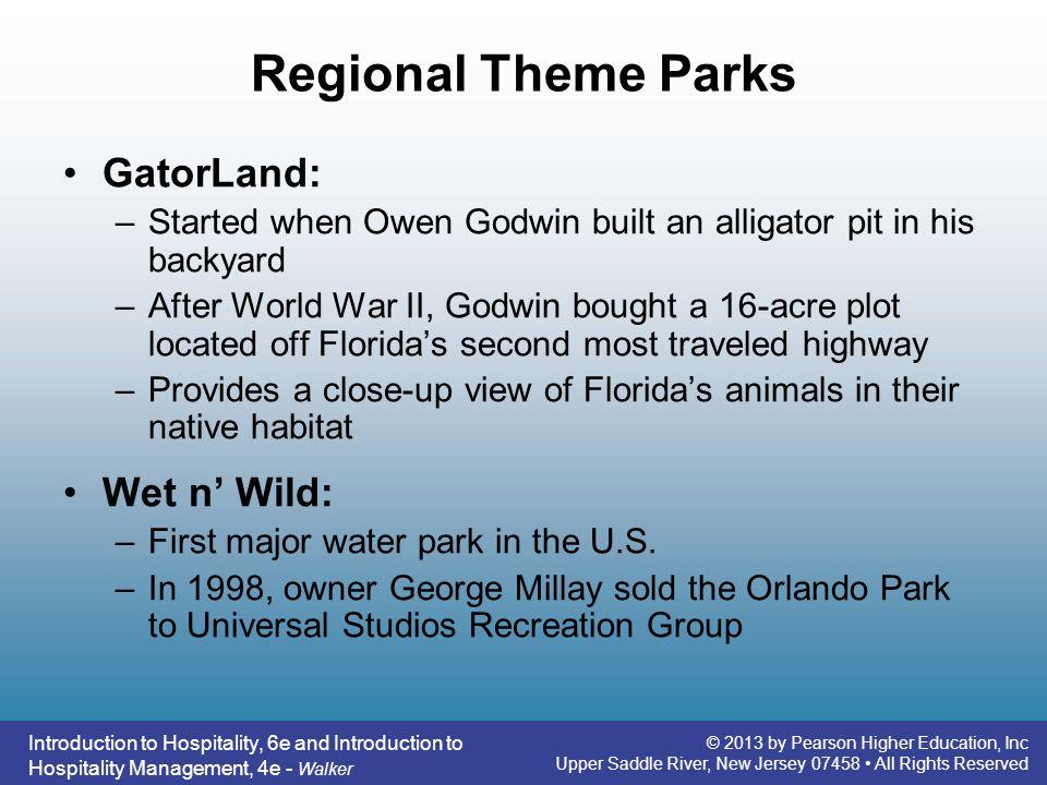 Regional Theme Parks GatorLand: Wet n' Wild: