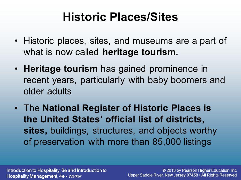 Historic Places/Sites