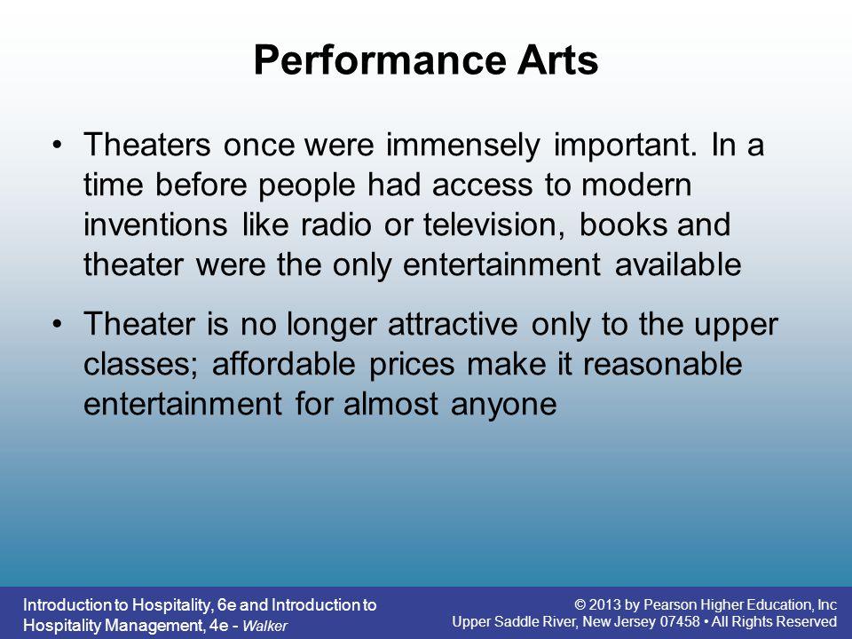 Performance Arts