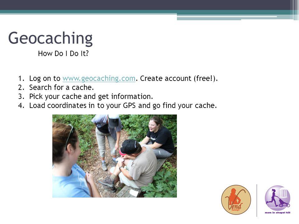 Geocaching How Do I Do It
