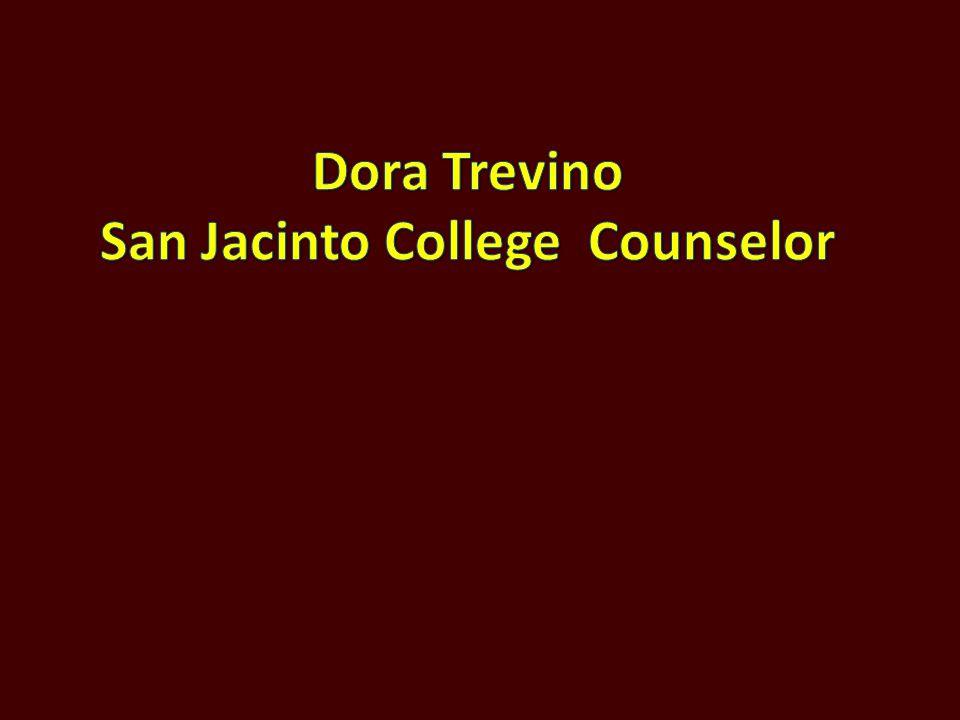 San Jacinto College Counselor