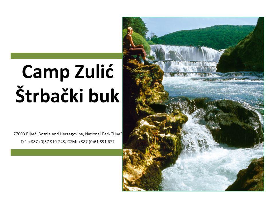 77000 Bihać, Bosnia and Herzegovina, National Park Una