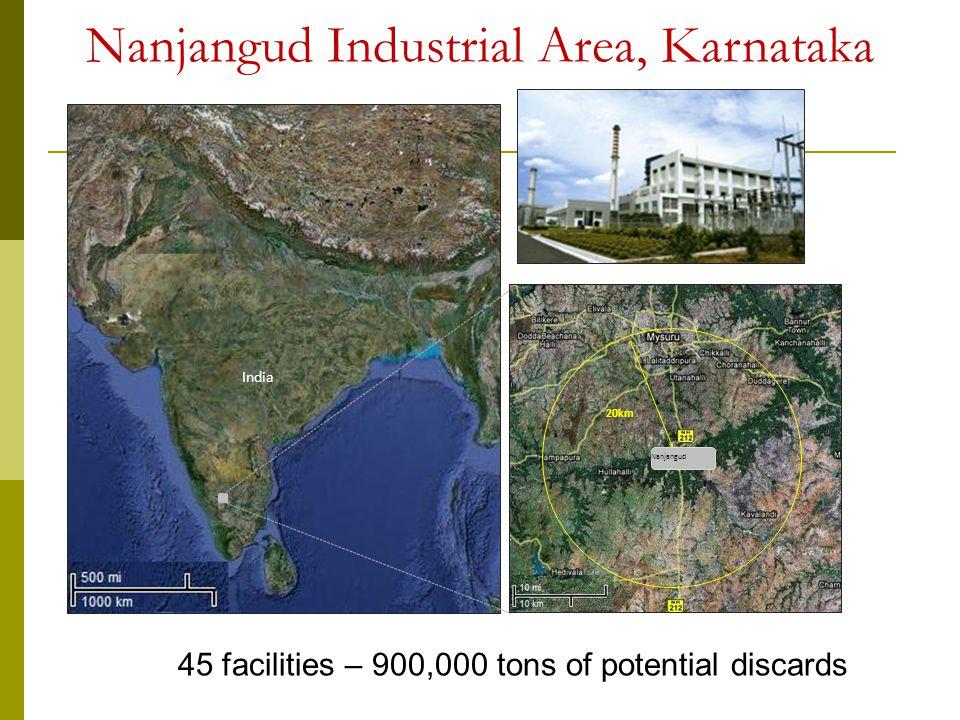 Nanjangud Industrial Area, Karnataka