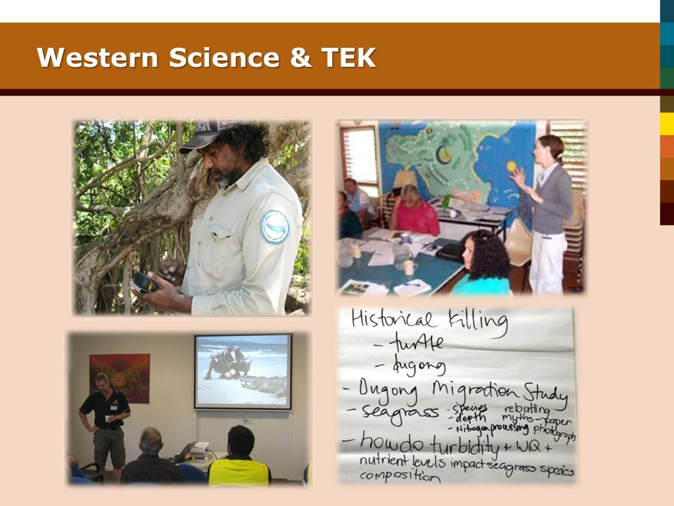 Western Science & TEK Notes from LJ Technology in the Field