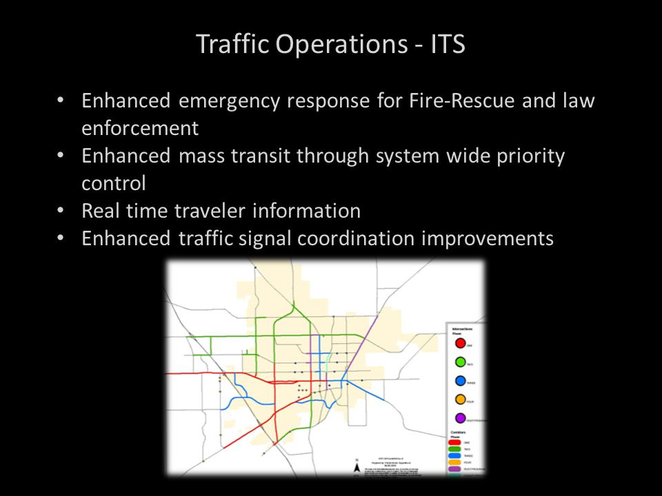 Traffic Operations - ITS