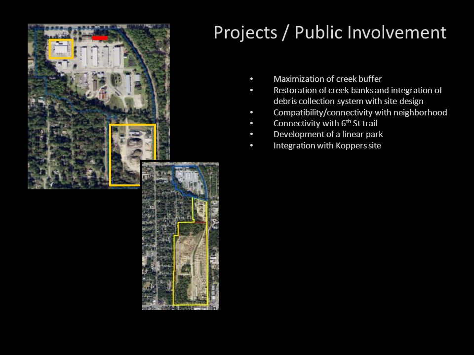 Projects / Public Involvement