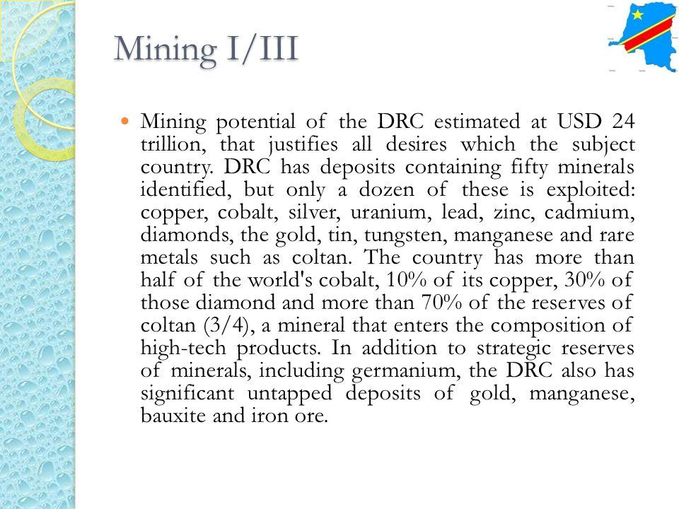 Mining I/III