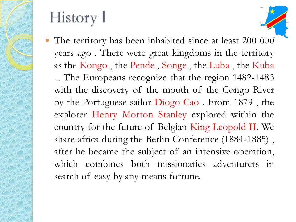 History I
