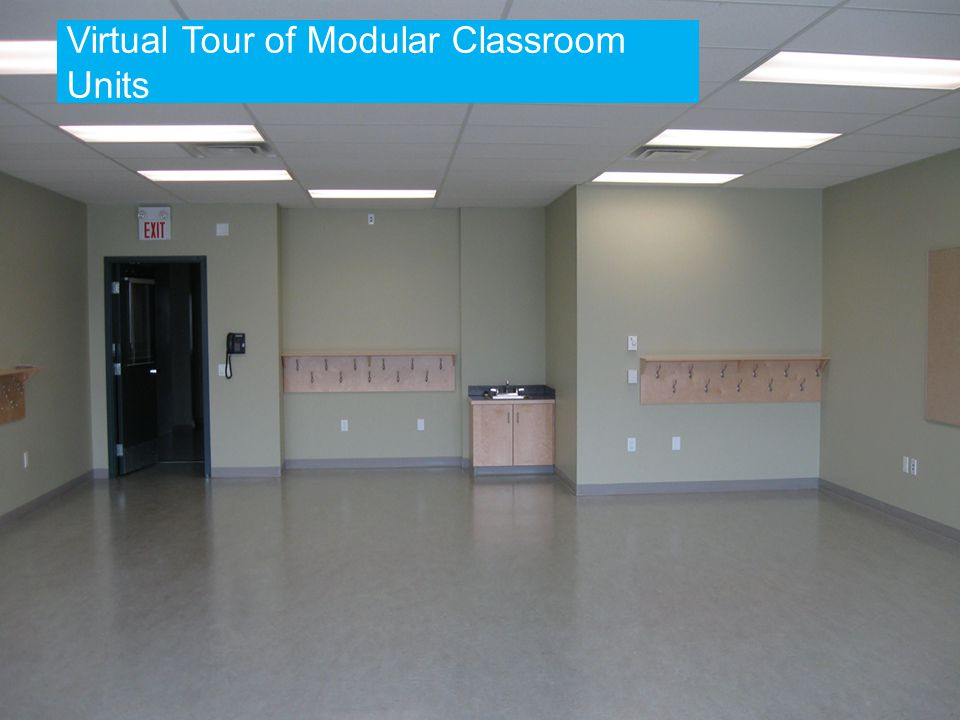 Virtual Tour of Modular Classroom Units
