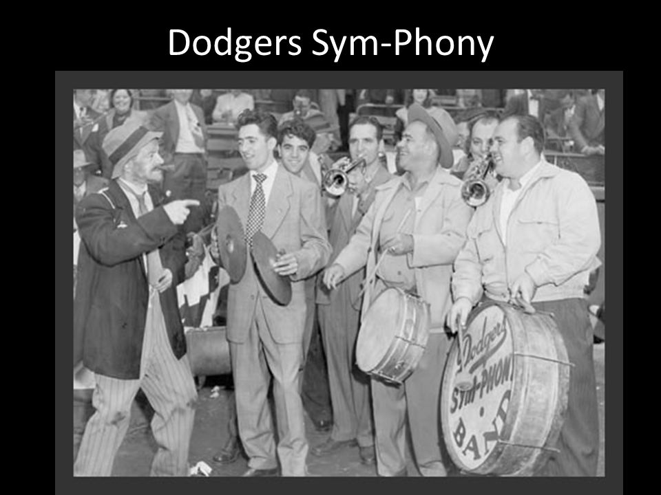 Dodgers Sym-Phony
