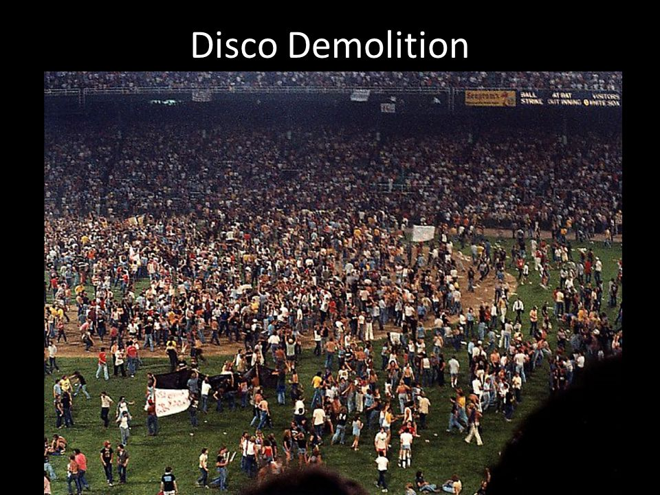 Disco Demolition