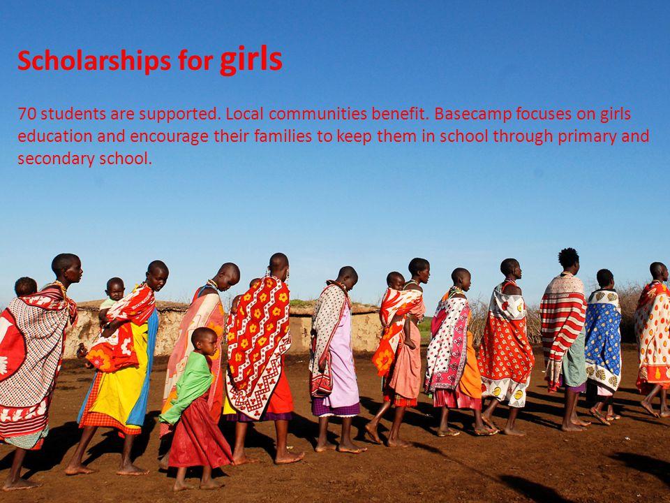 Scholarships for girls