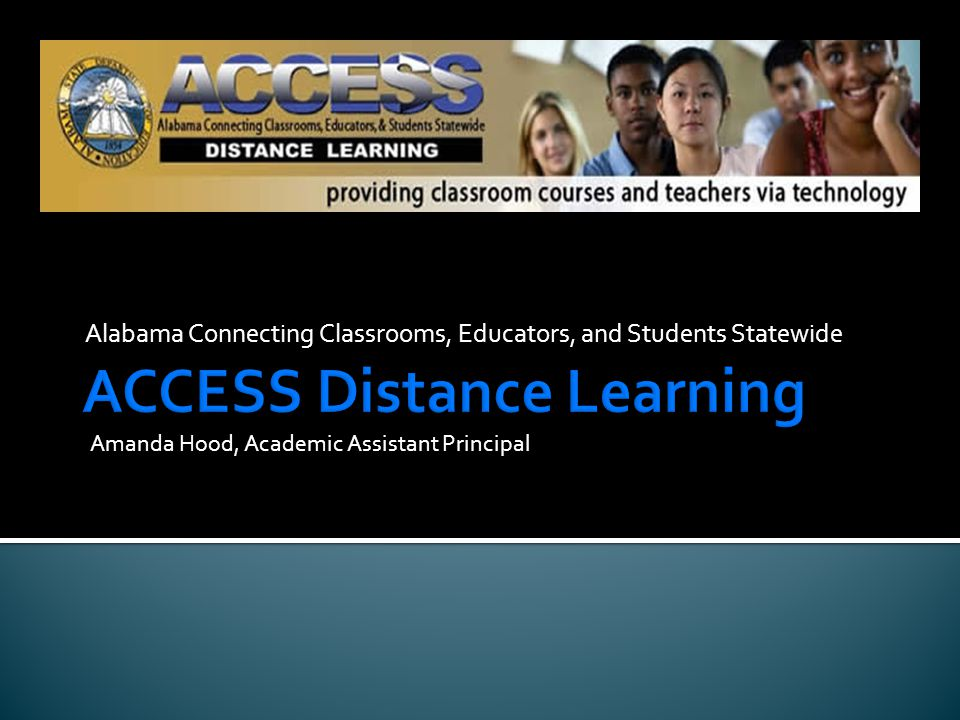 ACCESS Distance Learning