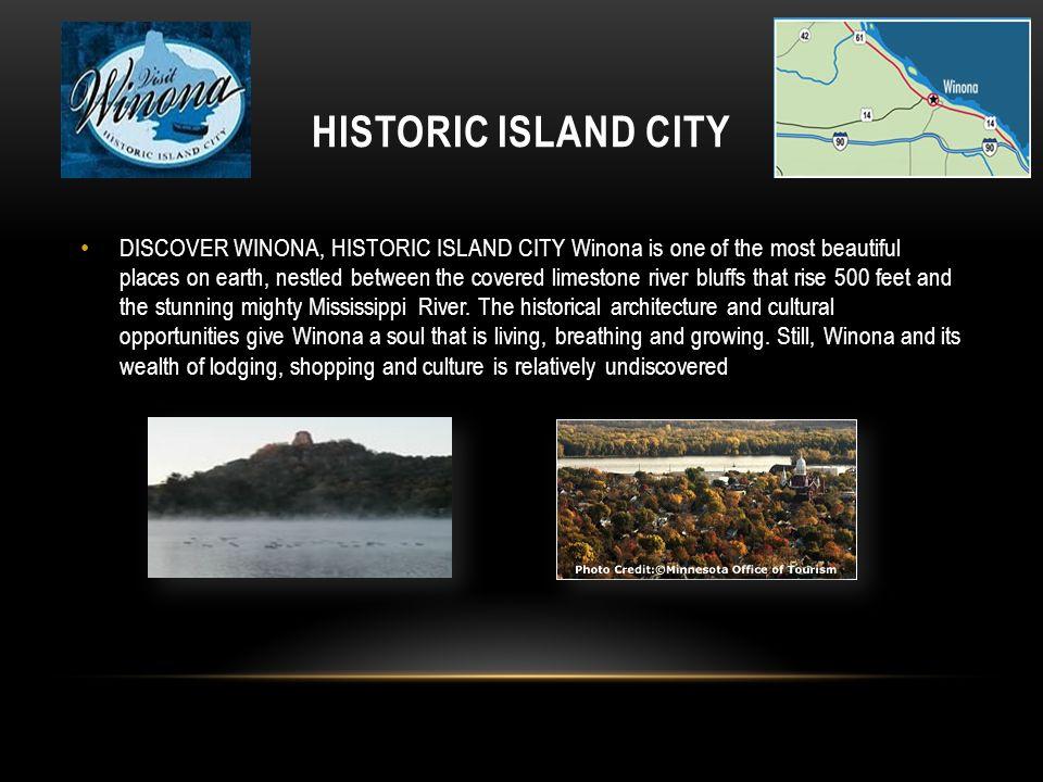 Historic Island City