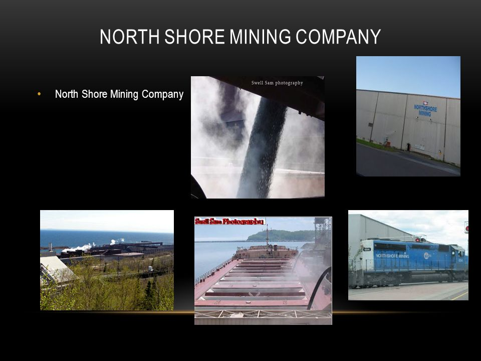 North Shore Mining Company