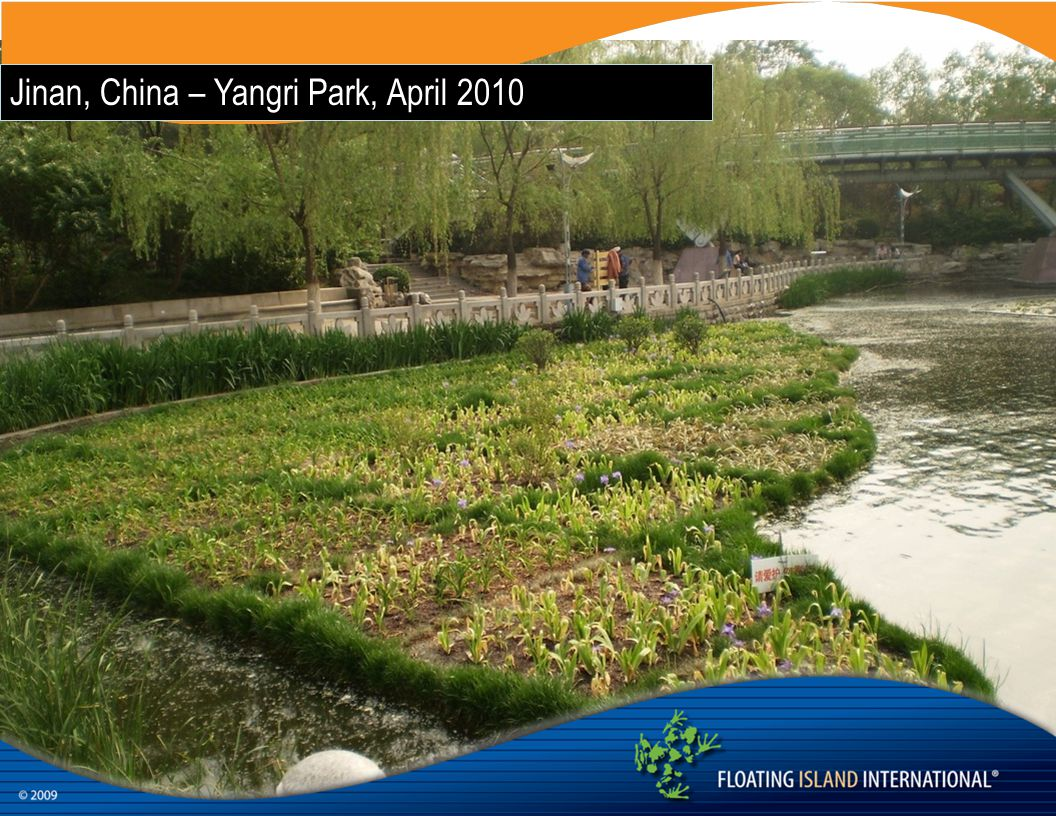 Jinan, China – Yangri Park, April 2010