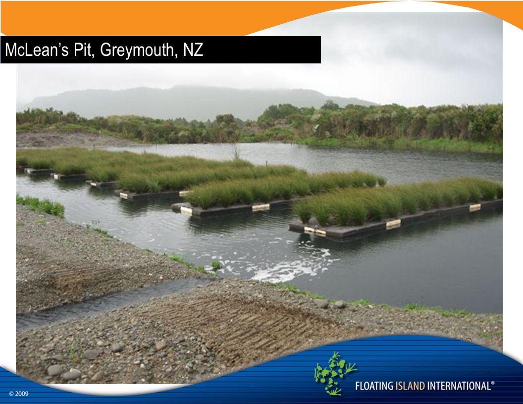 McLean's Pit, Greymouth, NZ
