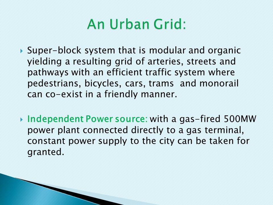 An Urban Grid: