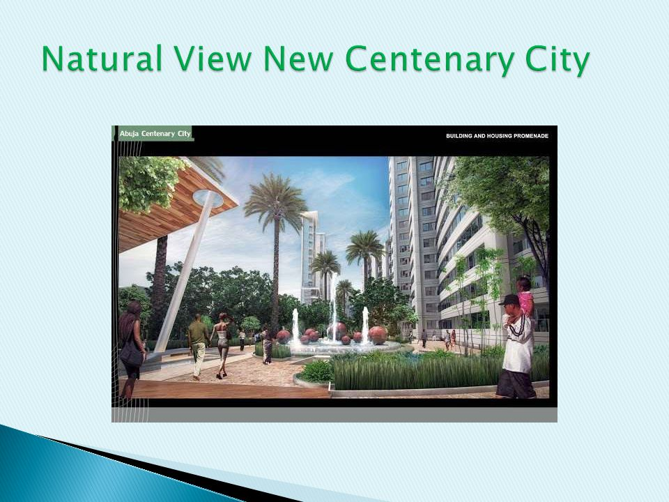 Natural View New Centenary City