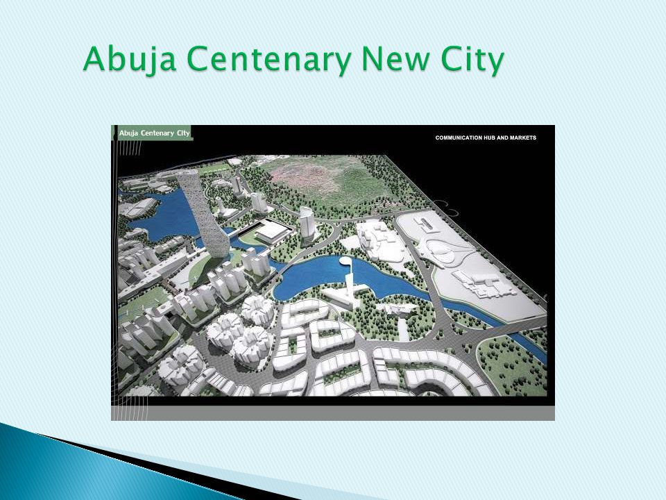 Abuja Centenary New City