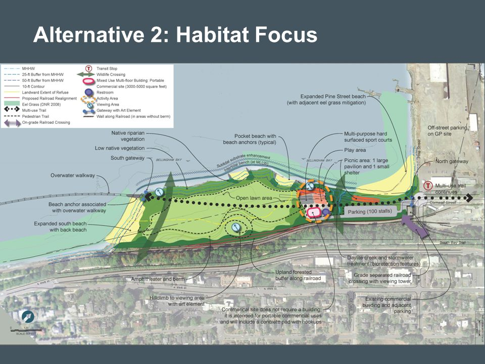 Alternative 2: Habitat Focus