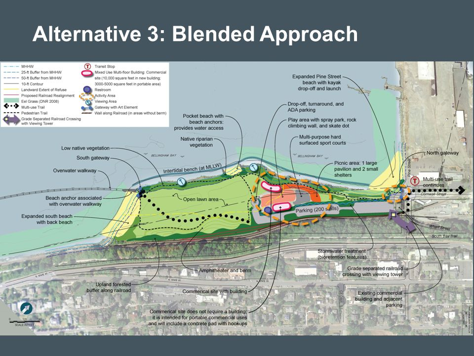 Alternative 3: Blended Approach