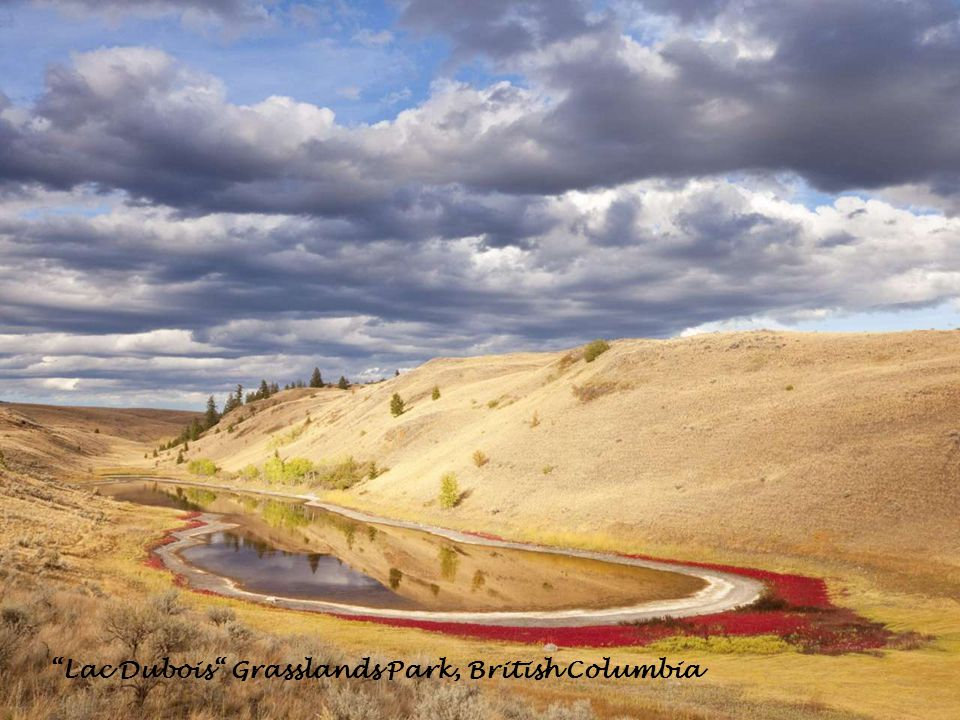 Lac Dubois Grasslands Park, British Columbia