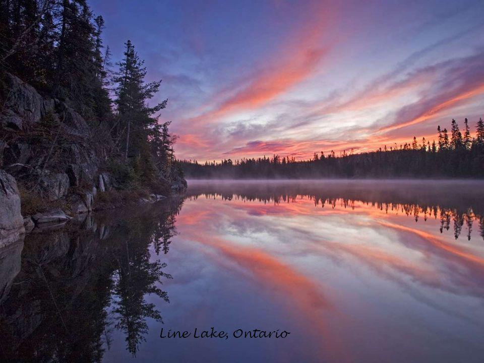 Line Lake, Ontario