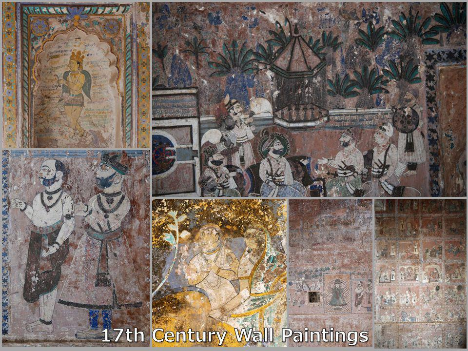 17th Century Wall Paintings