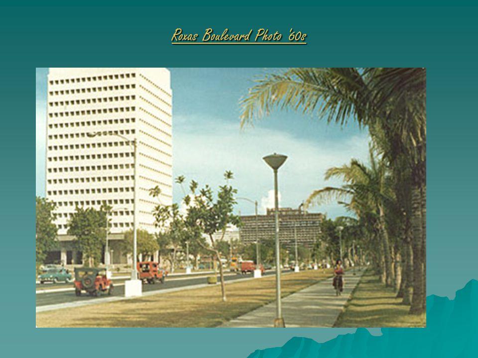 Roxas Boulevard Photo 60s