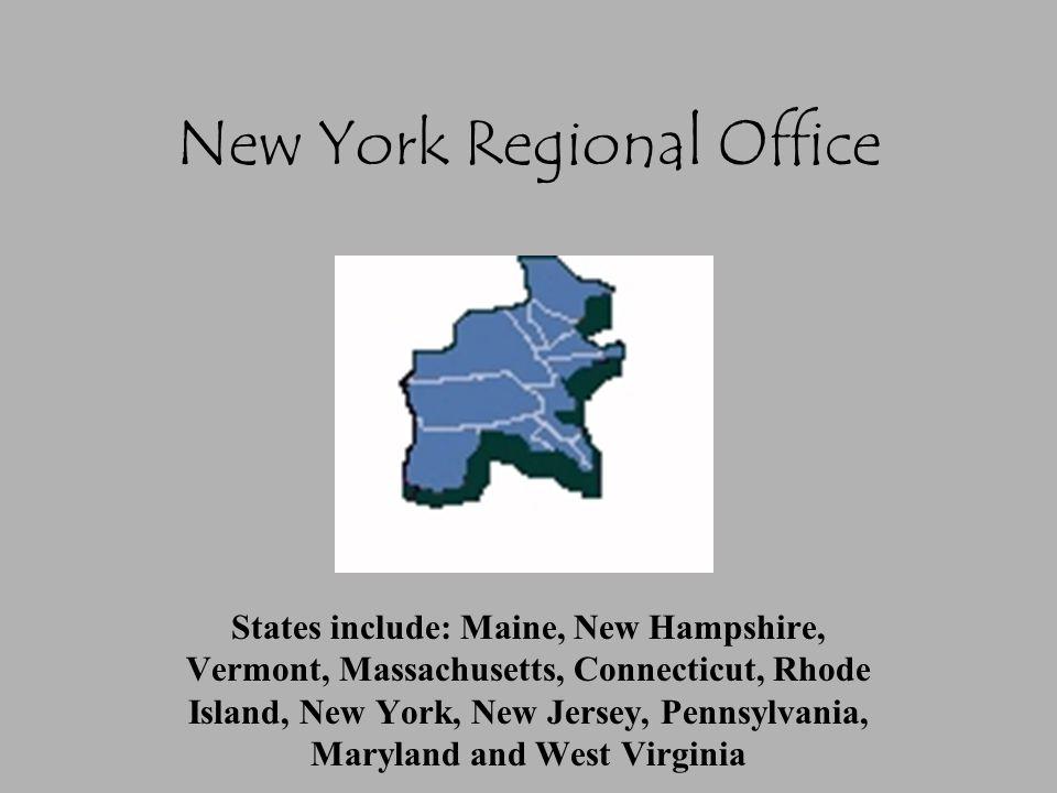 New York Regional Office