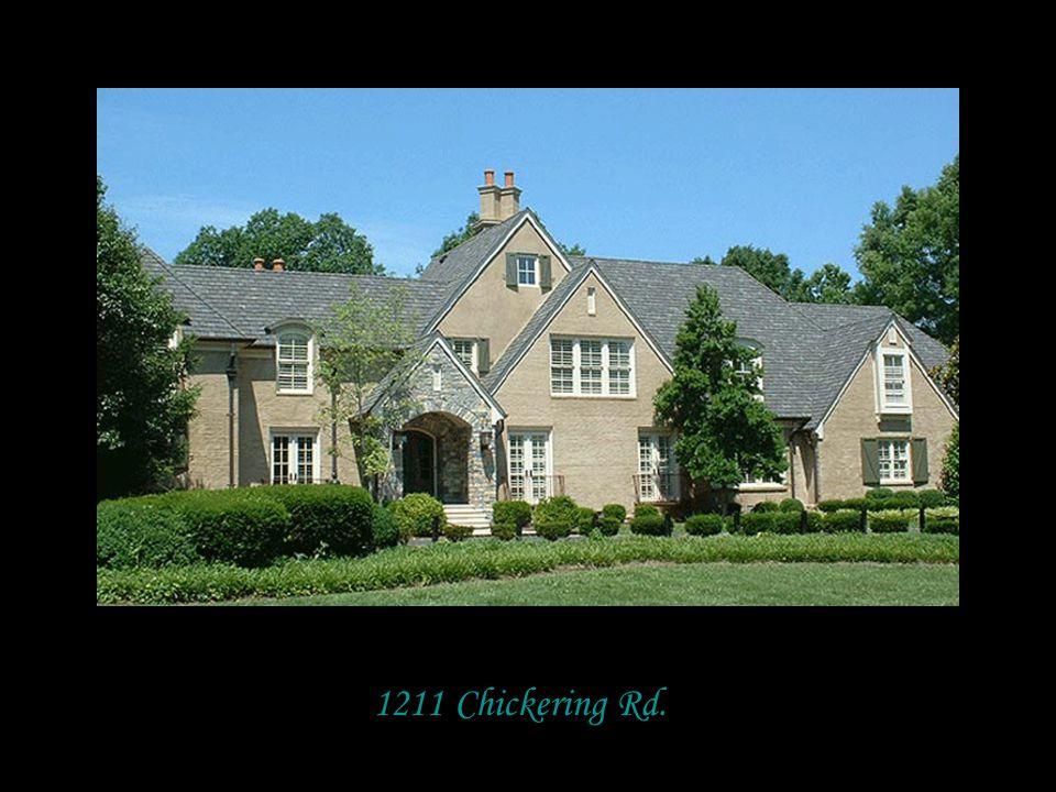 1211 Chickering Rd.