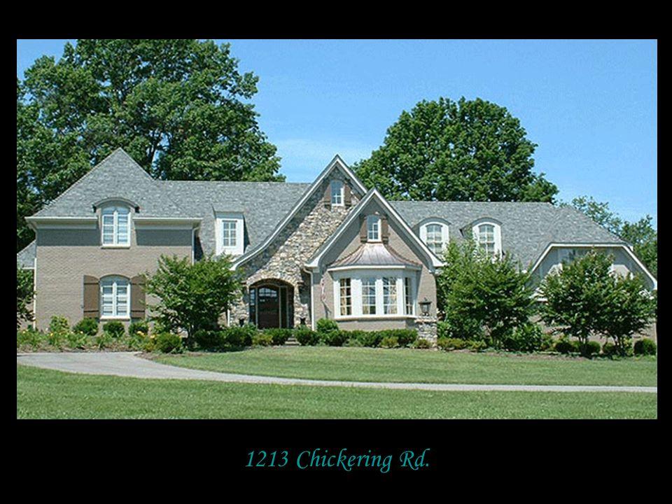 1213 Chickering Rd.