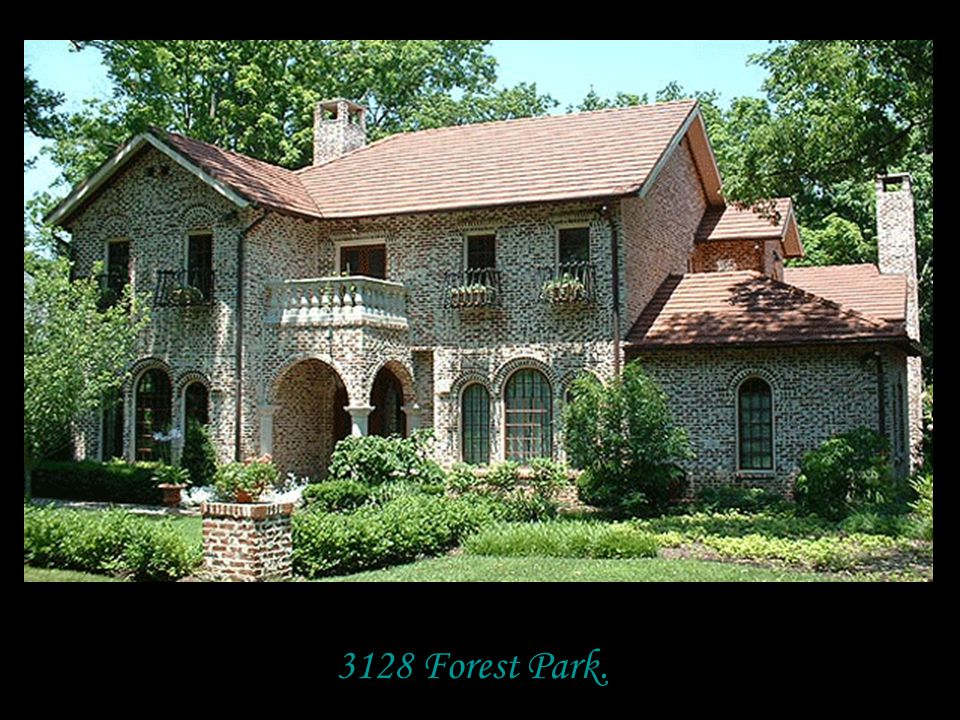 3128 Forest Park.