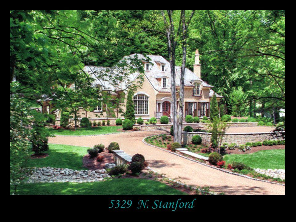 5329 N. Stanford
