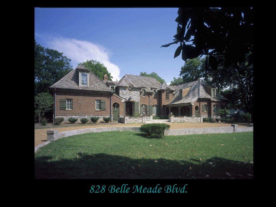 828 Belle Meade Blvd.