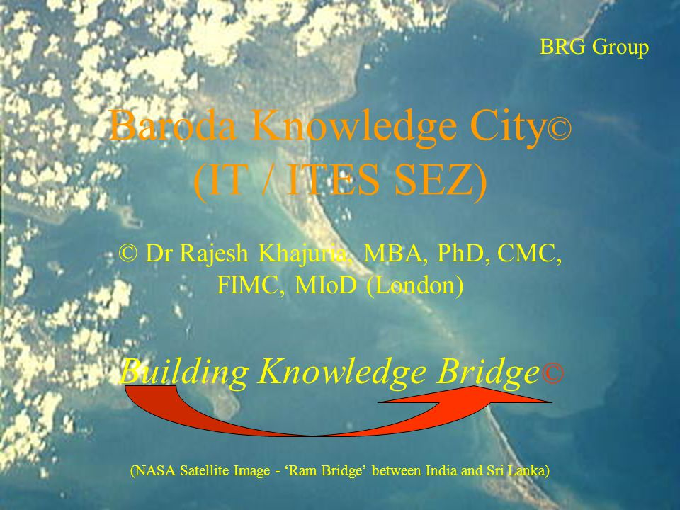Baroda Knowledge City© (IT / ITES SEZ)