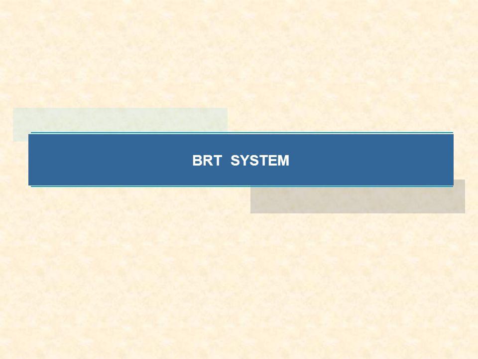 BRT SYSTEM 21 21
