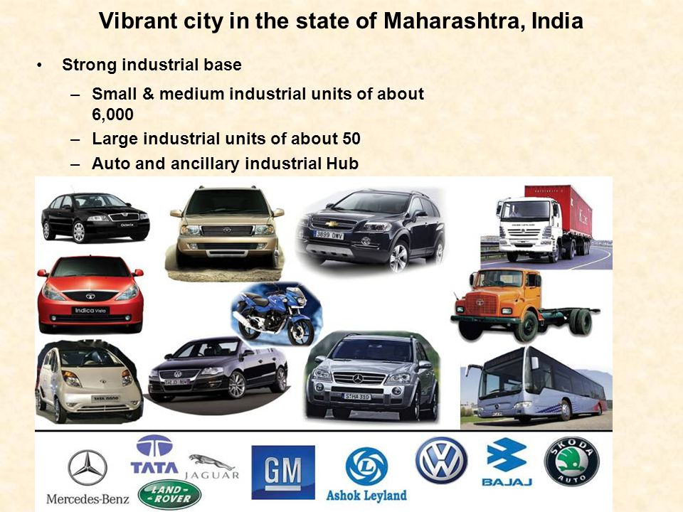 Vibrant city in the state of Maharashtra, India