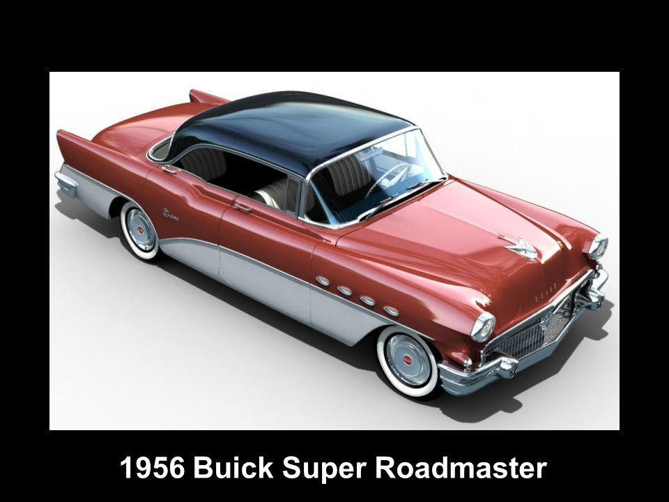 1956 Buick Super Roadmaster