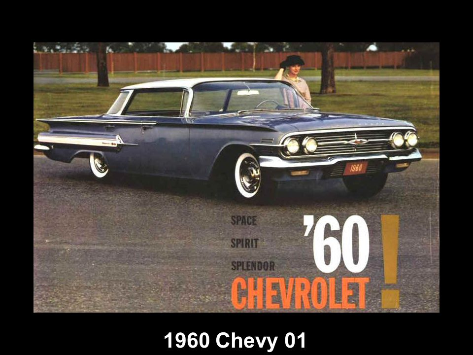 1960 Chevy 01