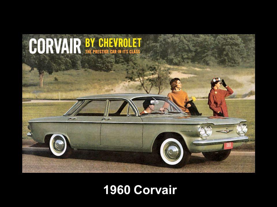 1960 Corvair